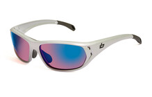 Bolle Ouray holographic silver / B-Clear rose blue AF